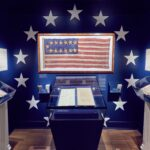 exhibition of state constitutions